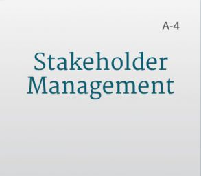 Stakeholder Mgmt